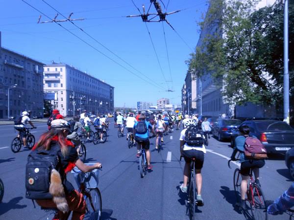 Велопарад BFF 2014