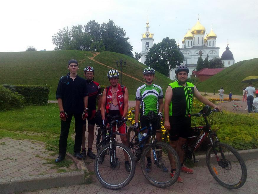 Велозаезд в Дмитров