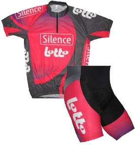Велоформа Lotto Silence