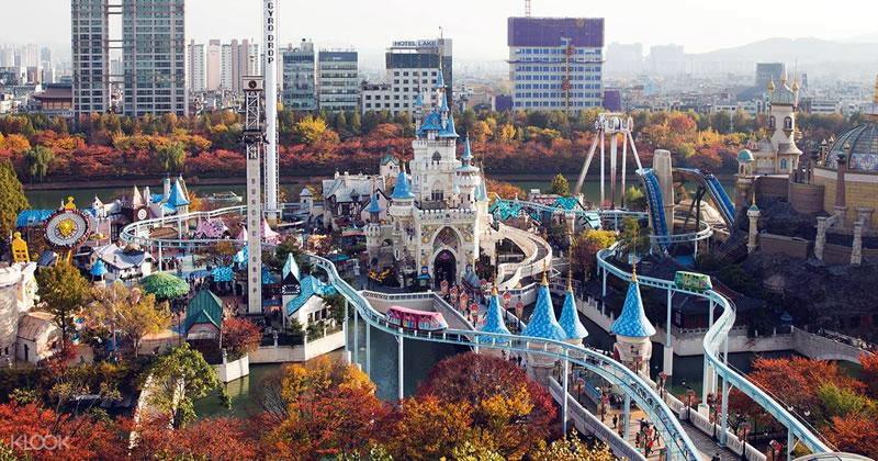 Lotte World (Сеул)