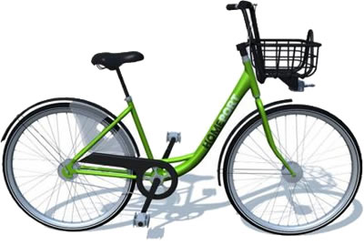 НомePort - велосипед на прокат